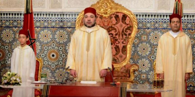 Fête du Trône: Discours du Roi aujourd'hui à 21h