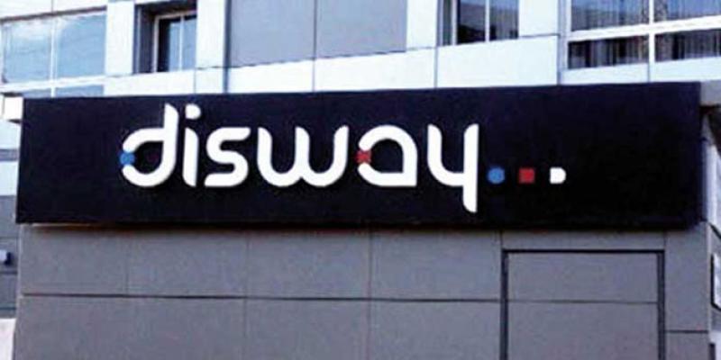Disway redistribue ses cartes