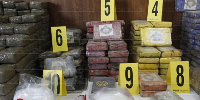 Drogues: Les «marchés» européens toujours dynamiques