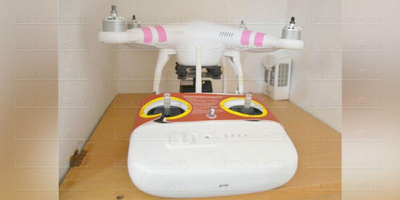 Prévention, géolocalisation des démunis et des cas Covid-19: Ballets de drones à Berkane