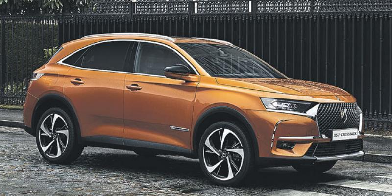 Les importantes ambitions de DS Automobiles