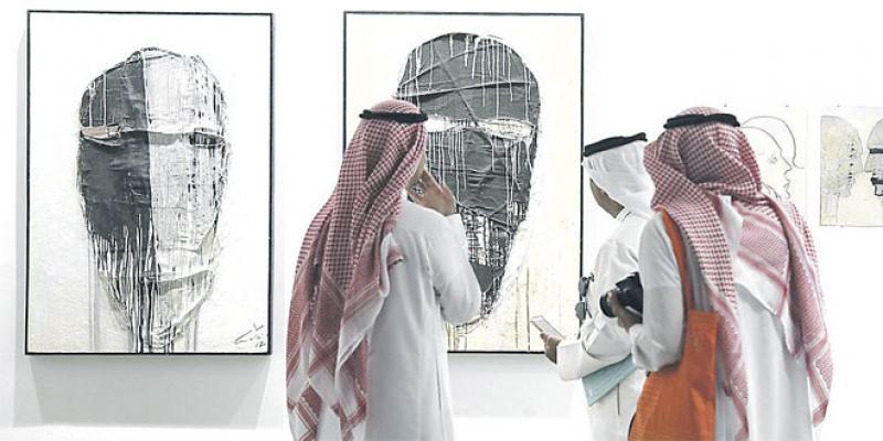 Dubaï, le centre névralgique du marché de l'art régional reprend des couleurs