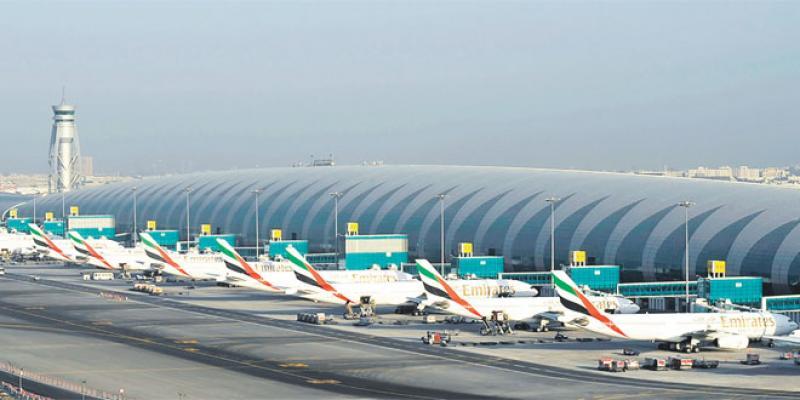 Dubaï, l'impressionnante reconversion: 1 million d'habitants, 15 millions de touristes!