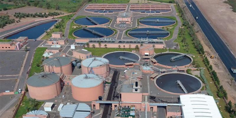 Marrakech/Safi: Le pari de la réutilisation des eaux usées