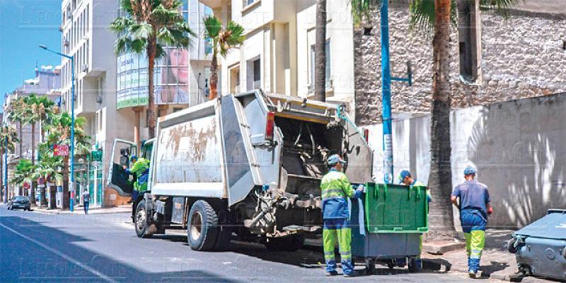 Casablanca: Averda et Derichebourg face à la grogne des éboueurs