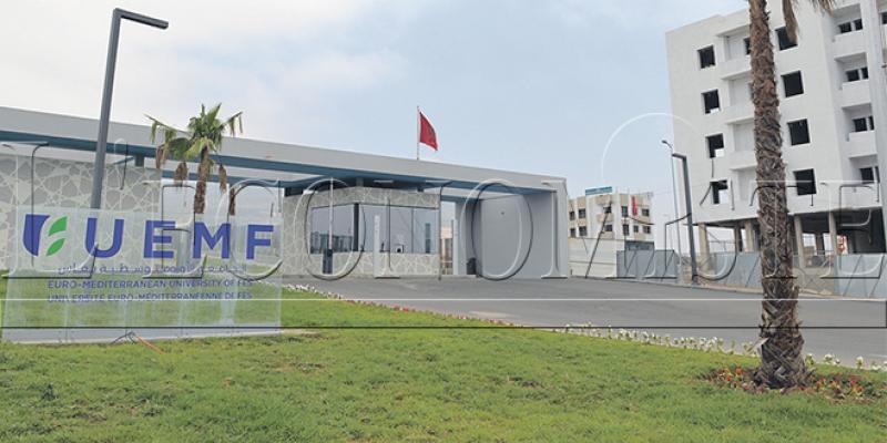 Fès: Un éco-campus pour l'université Euromed
