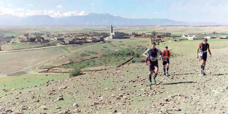Eco-Trail du Lac Lalla Takerkoust: Sport, nature et solidarité