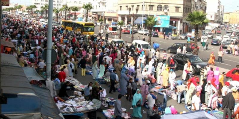 Les milliards de dirhams brassés par l'économie informelle