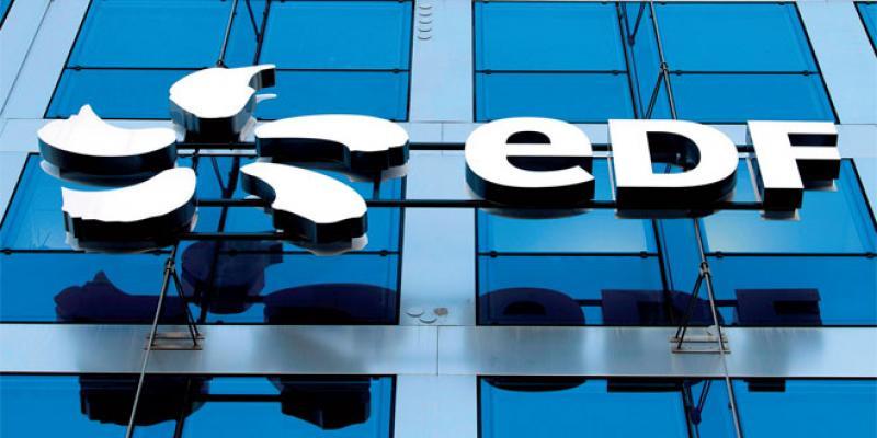 Délais de paiement: EDF condamné à payer 1,8 million d'euros d'amende