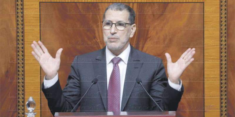 Priorités du gouvernement: El Othmani peu convaincant