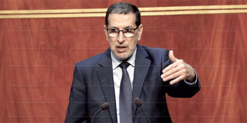 TPME: Les engagements d'El Othmani