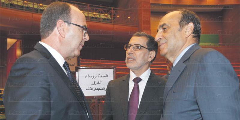 Samir: Un premier veto de l'exécutif