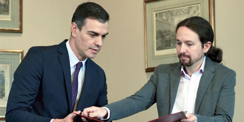 La gauche plurielle reconstituée en Espagne