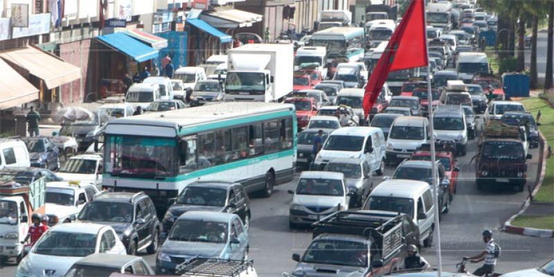 Casablanca parmi les métropoles les plus stressantes