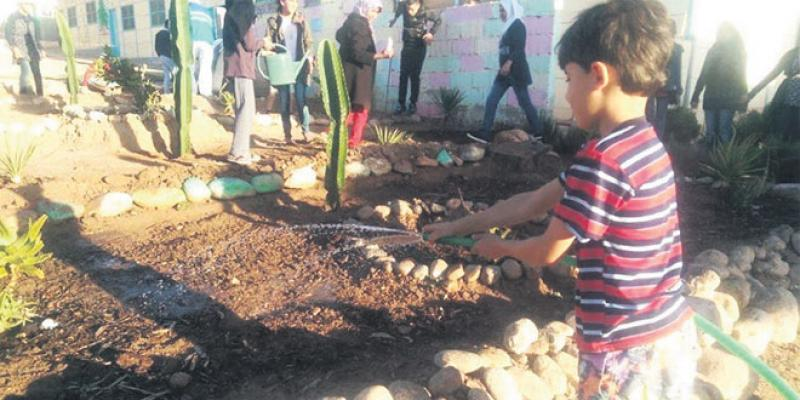 Agadir fait de ses élèves des éco-ambassadeurs