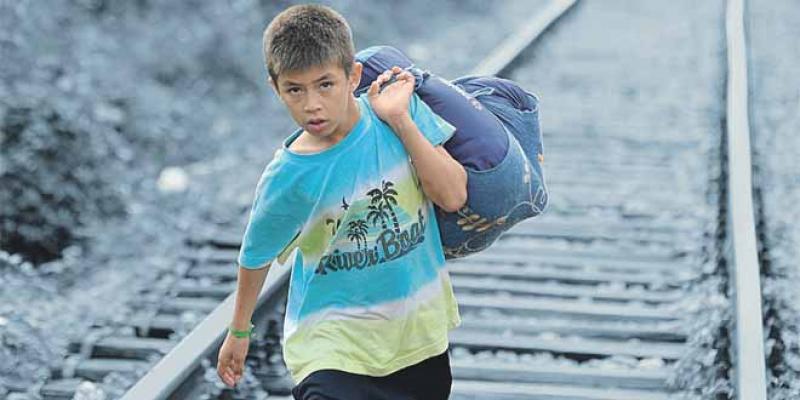 Enfants réfugiés et migrants: Le cri d'alarme de l'Unicef