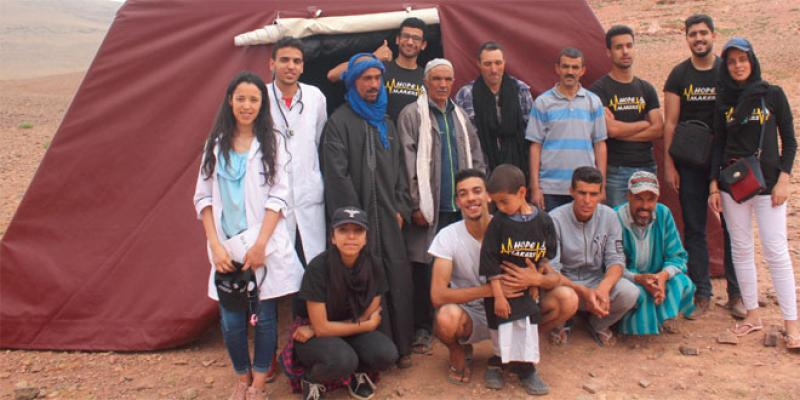 Entrepreneuriat: Une tente pour préserver la culture nomade