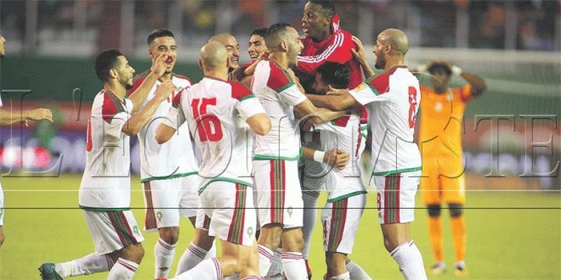FIFA : Le Maroc grimpe encore