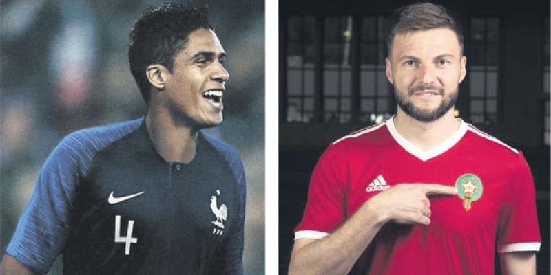 Mondial 2018 Equipementiers: Le match Nike/Adidas