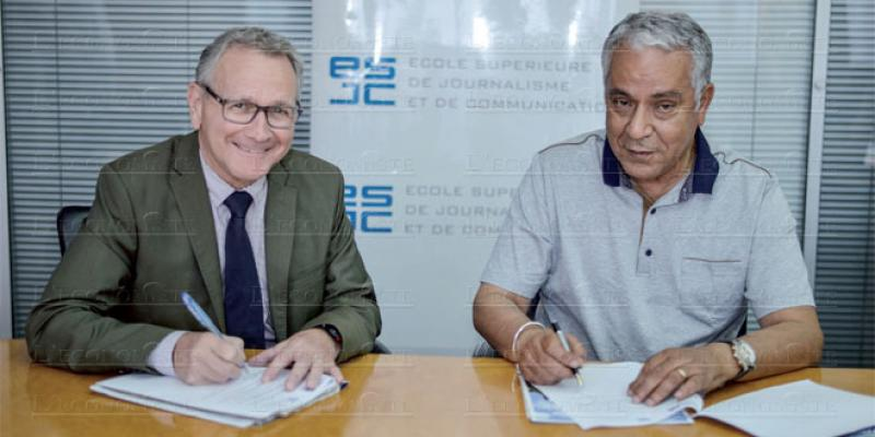 L'ESJC forme les professionnels de l'audiovisuel