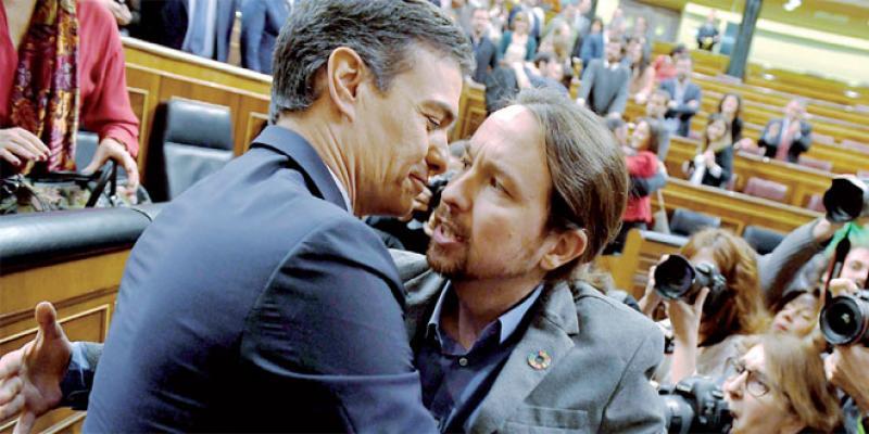 Espagne: La fin de l'impasse politique
