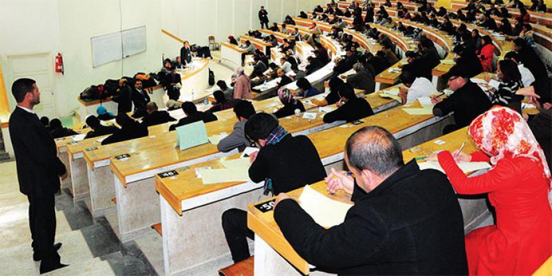 Enseignement - NMD: L'étudiant au centre des réformes
