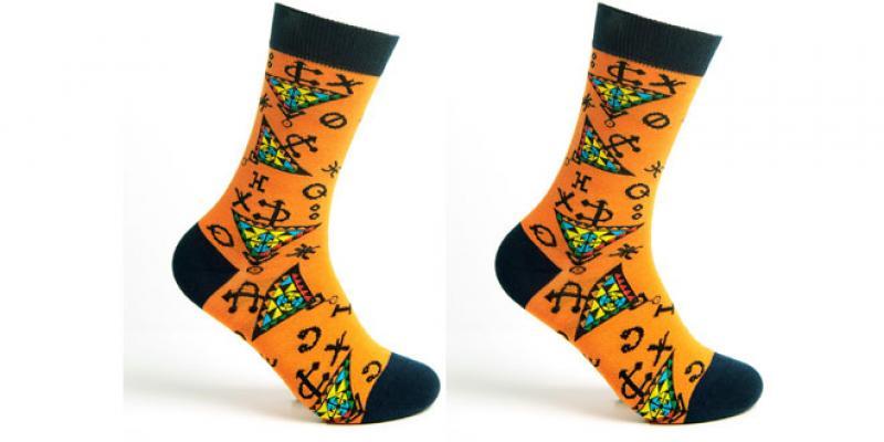 Fantasia Socks: Des chaussettes fun 100% marocaines