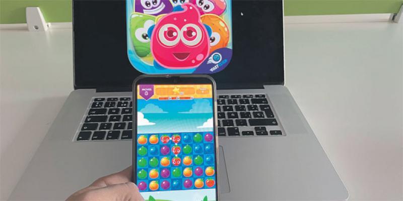 Fast Click: Des jeux mobiles marocains sur Google Play