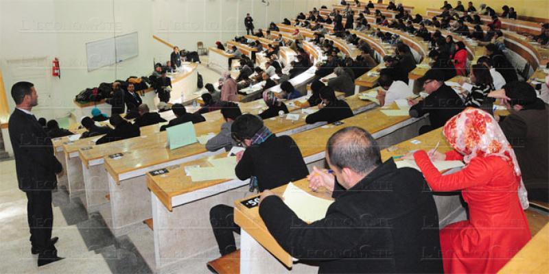 Examens: Les scénarios pour sauver l'année universitaire