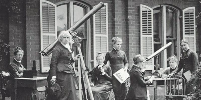 Les femmes secrètes de l'astronomie