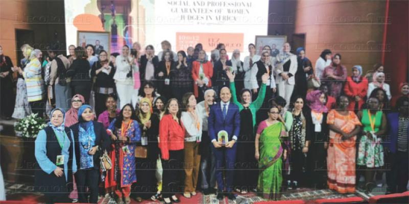 Les femmes juges d'Afrique se mettent en réseau