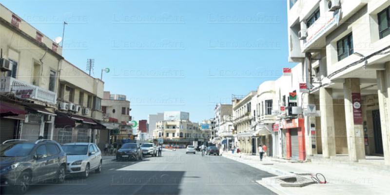 Fès-Bd Mohammed V: L'aménagement de la voirie finalisé