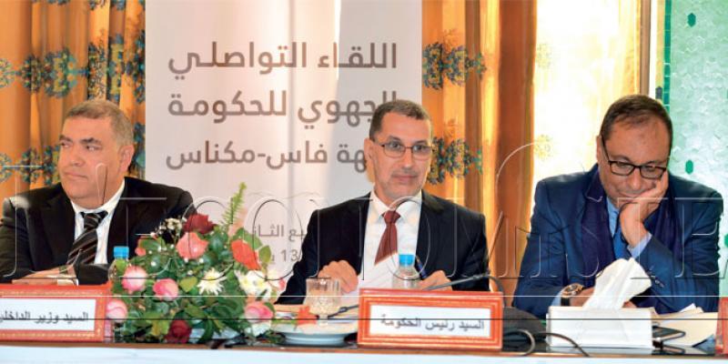 Fès-Meknès: El Othmani taclé par les maires Pjdistes