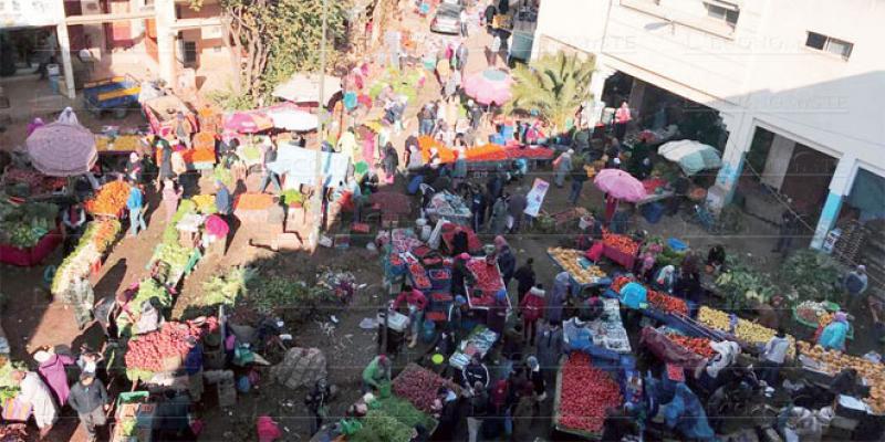 Fès-Marchands ambulants: Opérations coup de poing pour libérer les trottoirs