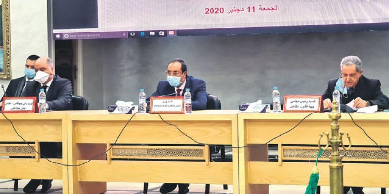 Fès-Meknès: Impulsion gouvernementale pour le réseau routier