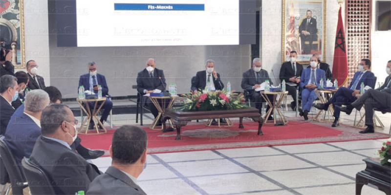 Fès-Meknès: Les autorités veulent booster la promotion territoriale