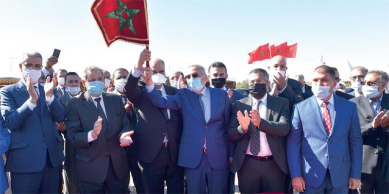 Fès-Meknès: La ZAI d'Aïn Cheggag prend forme