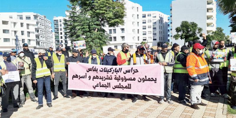 Fès-Parkings: Les contestataires de la SDL ne décolèrent pas