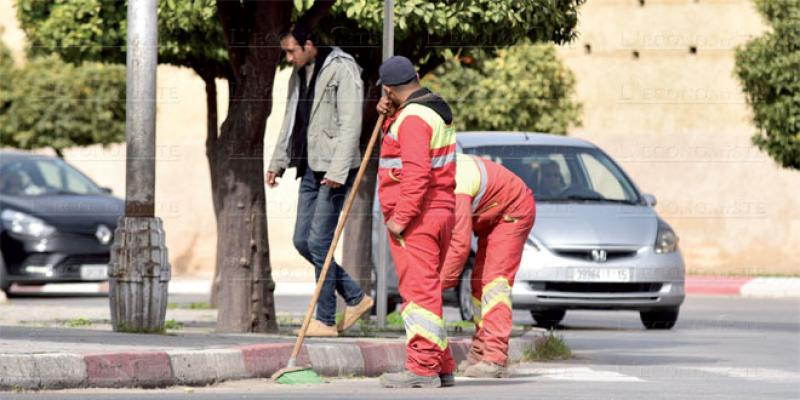 Fès/Ramassage des ordures: Ozone appuie la réintégration des détenus