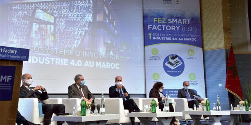 Fès/Industrie 4.0: Le 1er écosystème d'innovation au Maroc est né