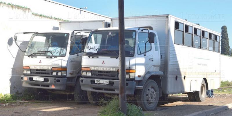 Fès: Le transport du personnel inquiète les textiliens