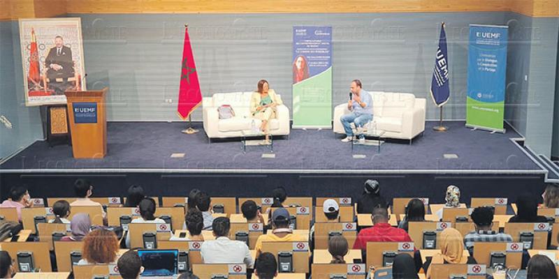 Fès-UEMF: Les étudiants s'inspirent du «Chemin des possibles»