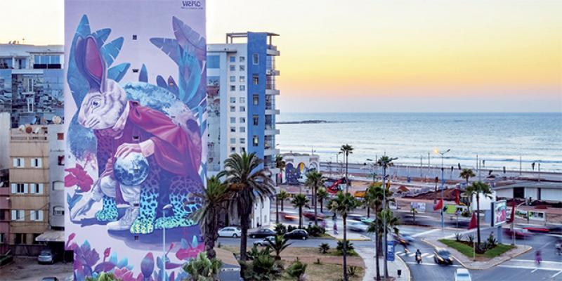 Sbagha Bagha, le festival qui redonne des couleurs à Casablanca