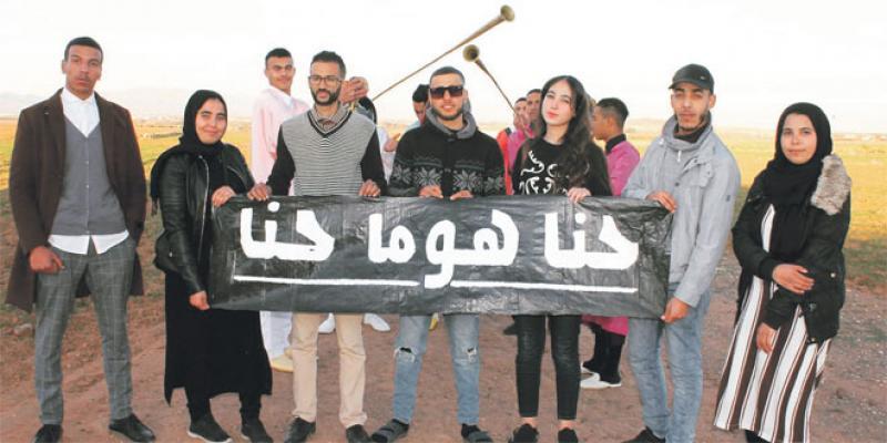 Et de 2 pour le festival du court métrage d'Oujda