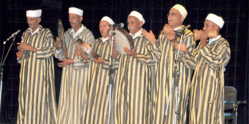 Une édition virtuelle pour le Festival national de l'Aita de Safi