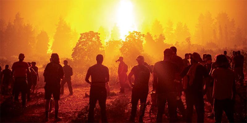 La bataille contre le feu