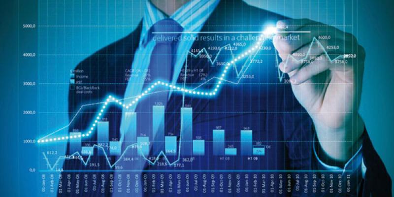 Croissance: 2,1% au troisième trimestre