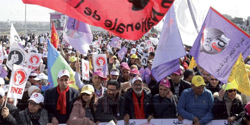 Fonction publique: Les syndicats maintiennent la pression