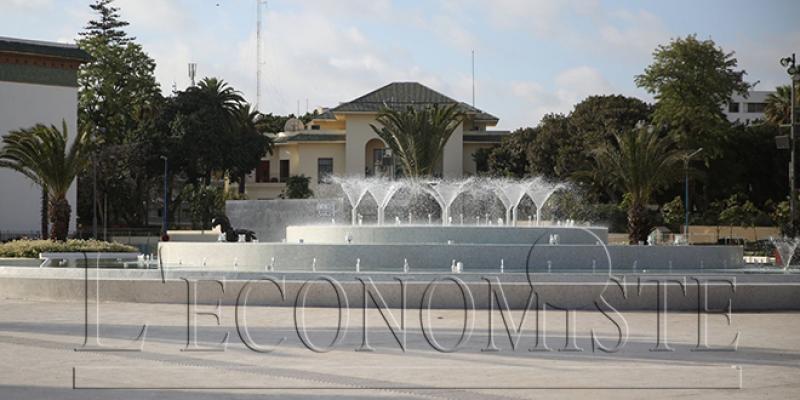 Casablanca: Appel d'offres pour le nettoyage de la nouvelle fontaine