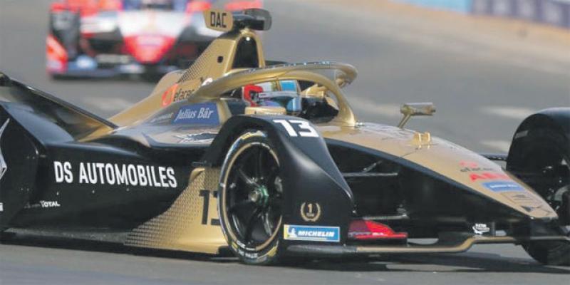 Formule E: La Remontada de l'écurie DS